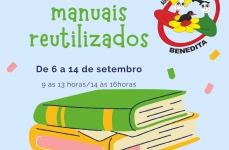 Manuais Escolares – Atribuição